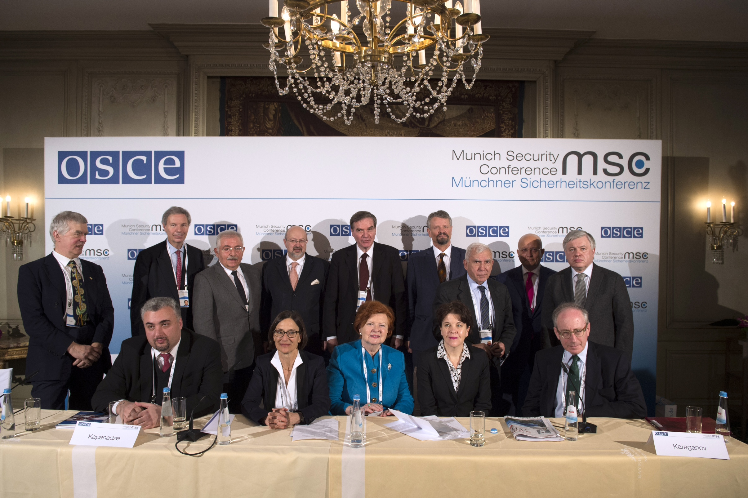 Munich Security Conference 2016/OSCE Panel of Eminent  Persons