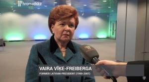 Hromadske: NATO's Bolsters Baltic Presence: Former Latvian President Discusses Russian Threat