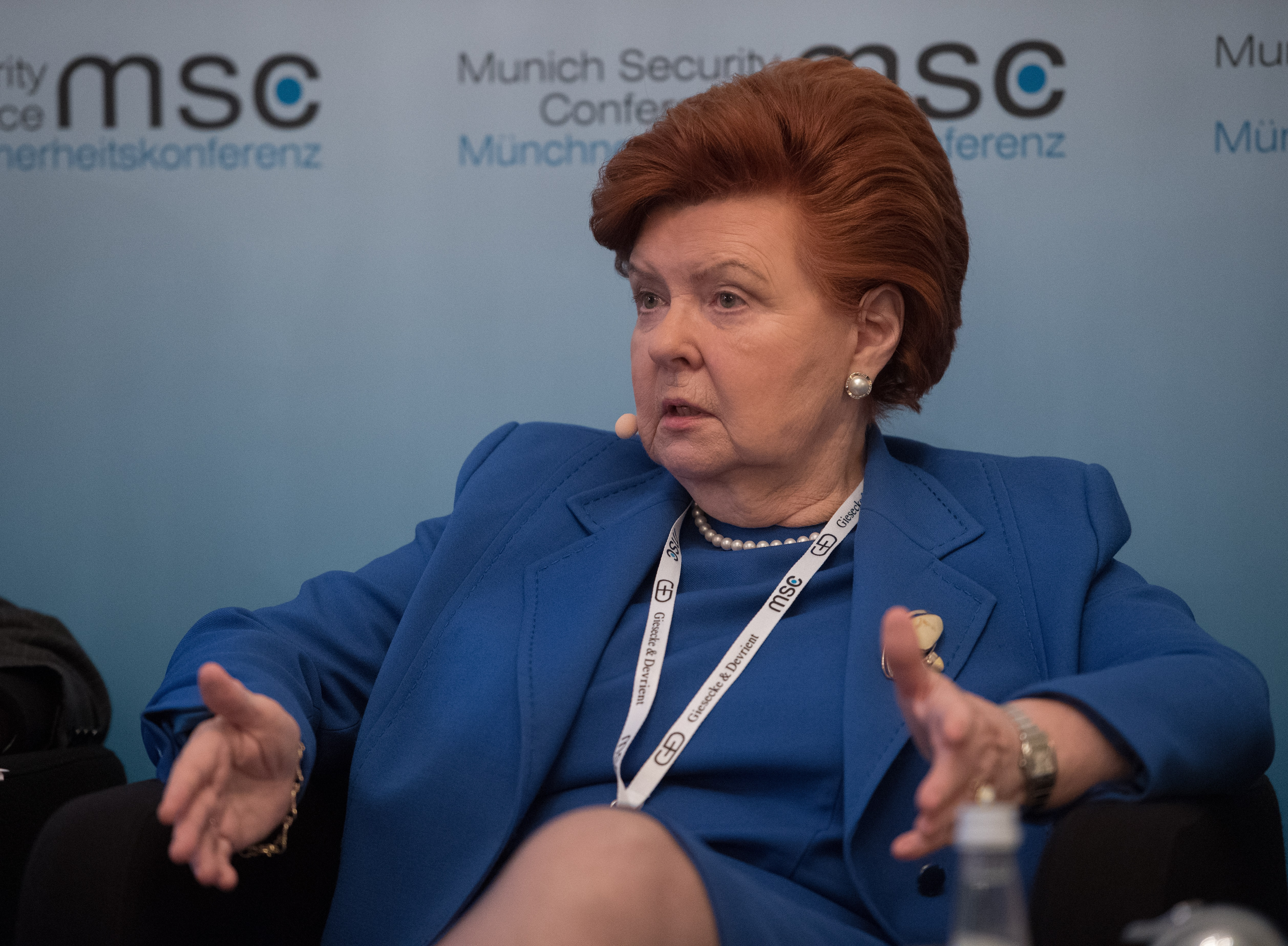 Munich Security Conference 2017
