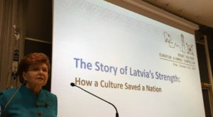 The Story of Latvia's Strength: How a Culture Saved a Nation
