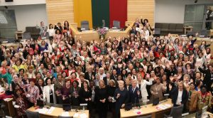 Women Political Leaders Summit 2018 in Vilnius, Lithuania on 6-8 June