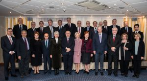 XVI High-Level Meeting of the NGIC in Riga, Latvia