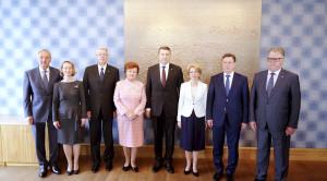Simtgades padomes otrā tikšanās, 10.05.2016