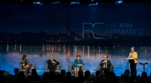Dalība Rīgas Konferencē 2016