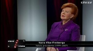 """Intervija LTV raidījumam """"Viens pret vienu"""", 24.01.2017"""