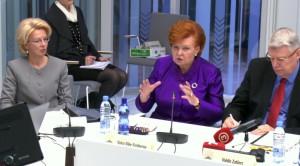 Dalība kārtējā Saeimas sēdē par Valsts prezidenta pilnvarām likumdošanas jomā