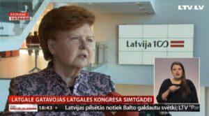 Vīķe-Freiberga: Mums visiem jāatceras – Latgale ir neatņemama Latvijas daļa