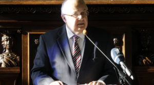 Lecture by Founding Director of Bibliotheca Alexandrina, University of Latvia Honorary Doctor Dr. Ismail Serageldin