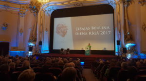 The 9th Isaiah Berlin Memorial Lecture
