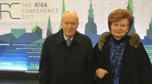 Pateicība Rīgas konferences 2017 organizatoriem un brīvprātīgajiem