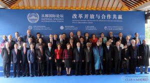 Imperial Springs International Forum: Final Statement