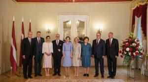 Vēlējums Latvijas Valsts prezidentam Egilam Levita kungam